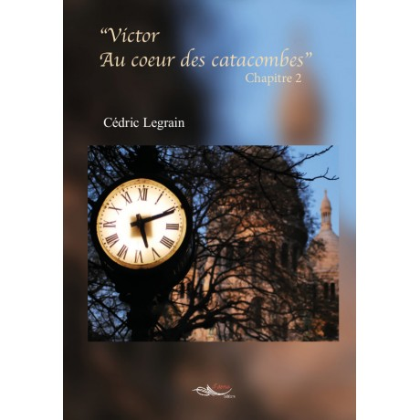 Victor au coeur des catacombes