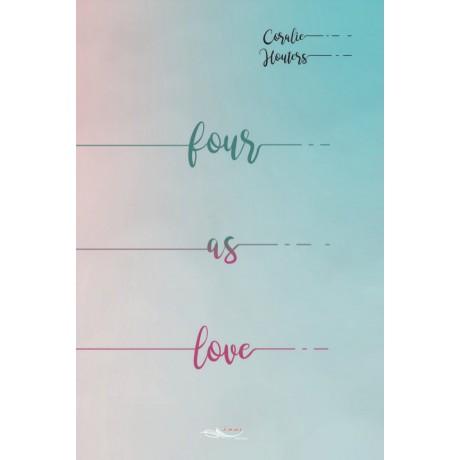 Four as love - Format numérique